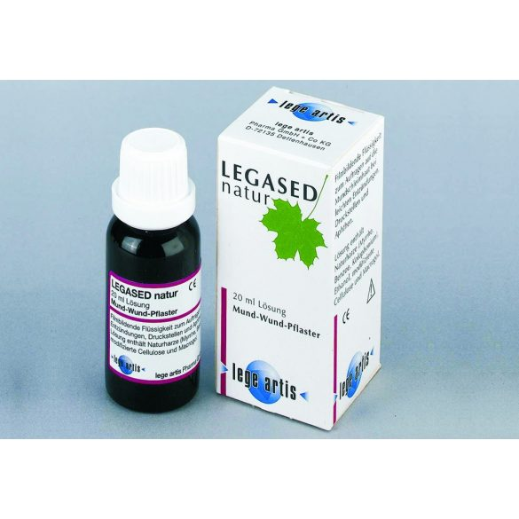 Legased natur 20ml 0032330 gyulladt szájnyálkahártya kezelése