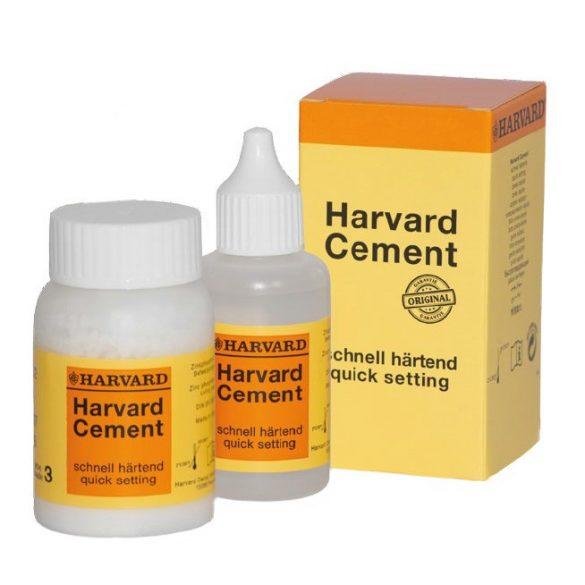 Harvard cement gyors por 100g 3 7001203 sárgás-fehér clinic