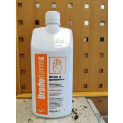Bradoderm Soft 1 liter műtéti kézfertőtlenítő