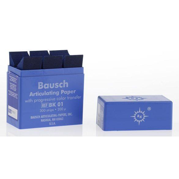 BK 01 art.papír 200mic kék +adag 300 csík