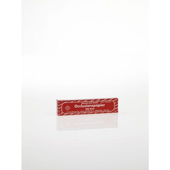 BK 10 art.papir 40mic piros 200 csík
