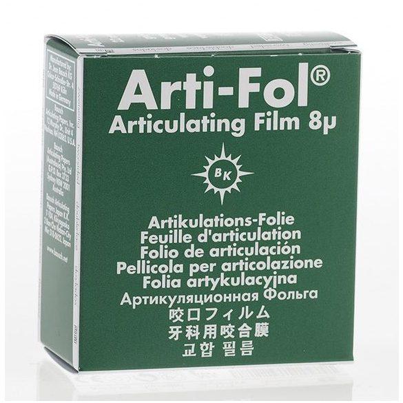 BK 26 art.fólia+tartó 8mic 2o. zöld,22mmx20m szalag,ARTI-FOL