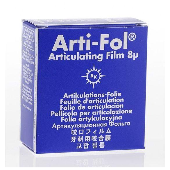BK 27 art.fólia+tartó 8mic 2o. kék,22mmx20m szalag,ARTI-FOL