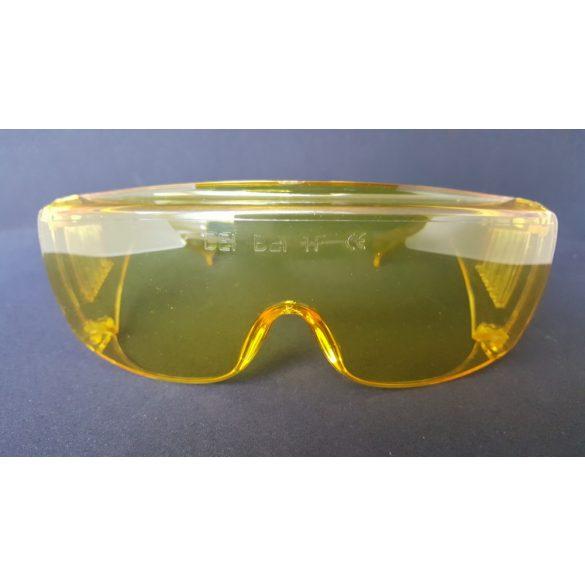 Védöszemüveg 08090-B506 sárga
