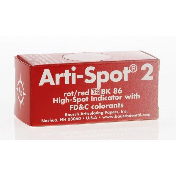 BK 86 Arti-Spot 2 piros 15ml porcelánhoz,55091