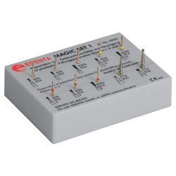 Edenta 40001SO Magic Set 1 10db-os Fg preparáló készlet molar/premol