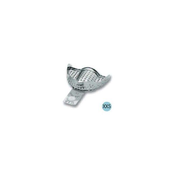 ASA 2801-U1A lenyomatkanál XXS f anatómikus,fém,perf.,Codicolor