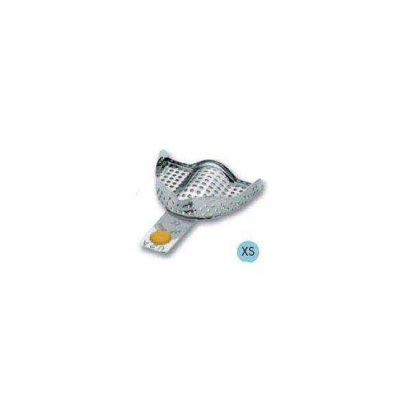 ASA 2801-U2A lenyomatkanál XS fe ső,amatómikus,fém,perf.,Codicolor