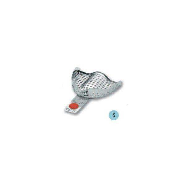 ASA 2801-U3A lenyomatkanál S fel ső,anatómikus,fém,perf.,Codicolor