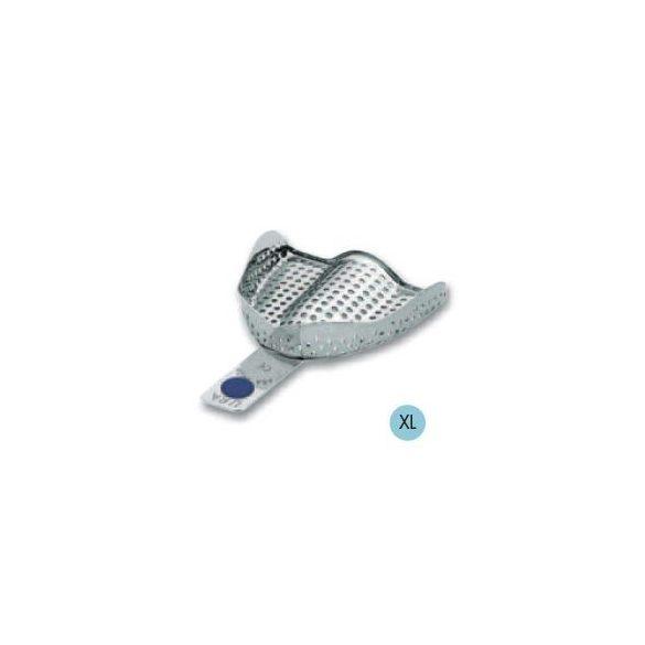 ASA 2801-U6A lenyomatkanál XL fe ső,anatómikus,fém,perf.,Codicolor