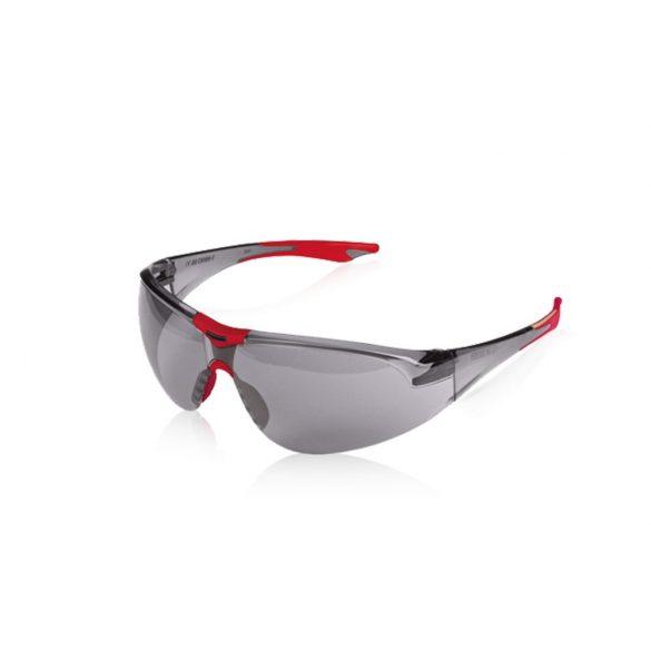 Védöszemüveg KKD 11769 páciens piros,szürke lencse,NEW STYLE