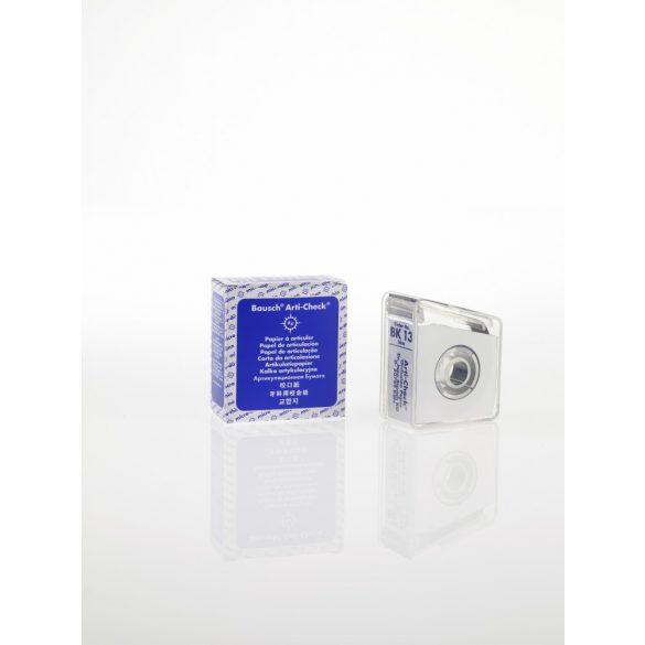 BK 13 art.papír 40mic kék+adag. 16mmx15m szalag Arti-Check