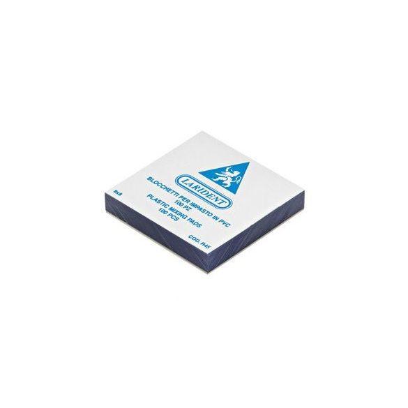 Keverőblokk Larident C11 8x8cm R45,100db,Poly Pad