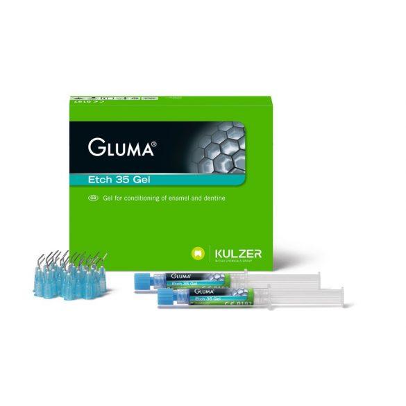 Gluma Etch 35 gél 2x2.5ml  20% 66000130
