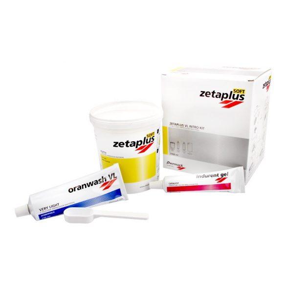 Zetaplus Soft+Oranwash VL +Ind. gél C100740