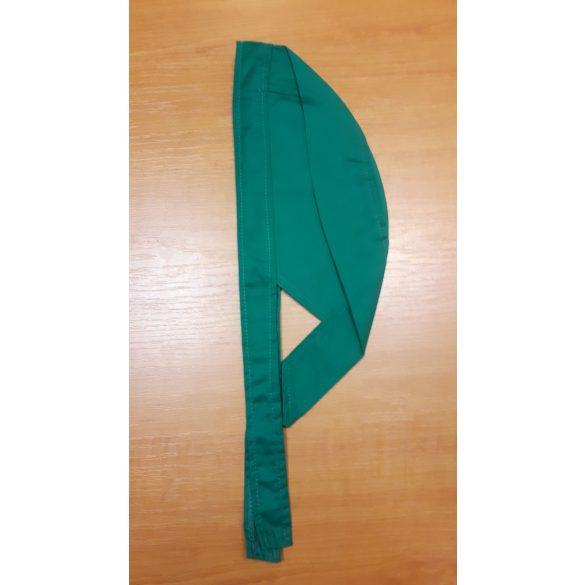 Műtéti sapka TAG 18 sötétzöld (Verde Tuborg)