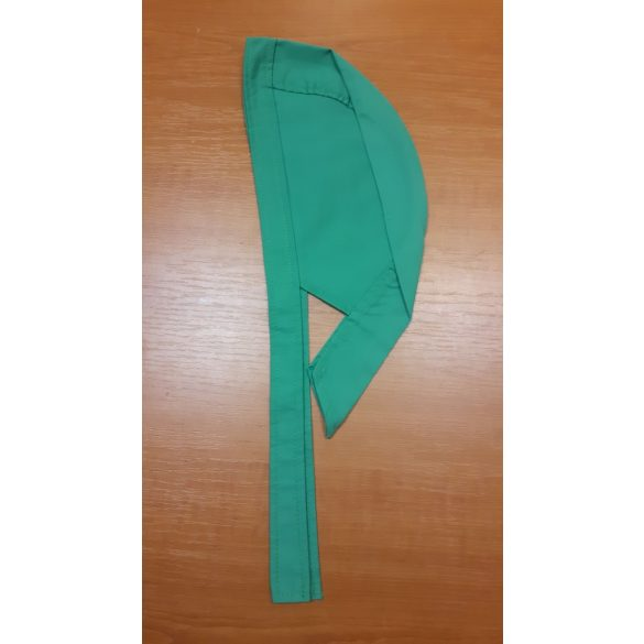Műtéti sapka TAG 17 zöld (Verde Cnx.)