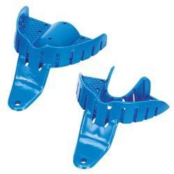 ASA 2853 E-3 lenyomatkanál kék 3-as pár:alsó+felső,műanyag