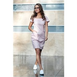 Milland Pamela ruha pink   38 stretch
