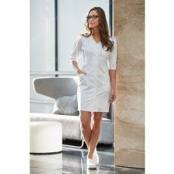 Milland Karina köpeny fehér 38 exclusive