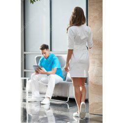 Milland Karina köpeny fehér 40 exclusive