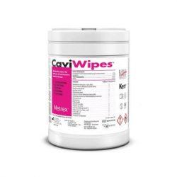 CaviWipes 160db dobozos 4731160 virucid,baktericid,fungicid,tuberculicid felületf.