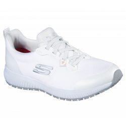 Cipő Squad SR női munkacipő Skechers 77222SR fehér 36